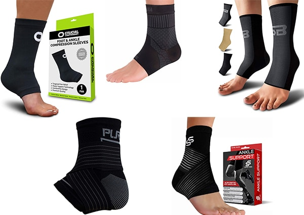 Best Ankle Braces for Soccer
