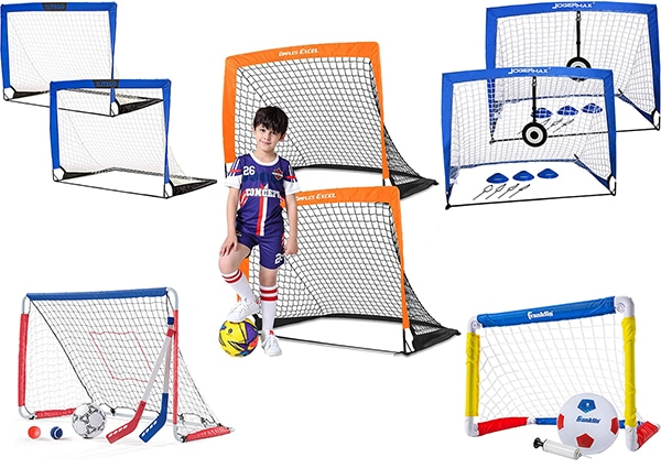 best kids soccer goals