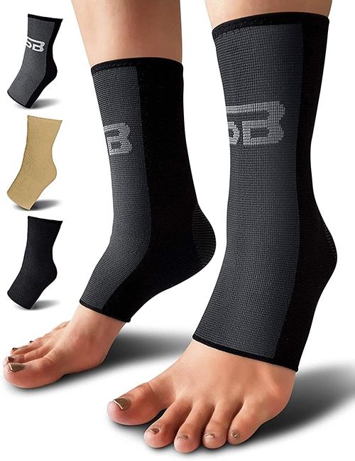 SB SOX Compression Achilles Tendon Support Ankle Brace