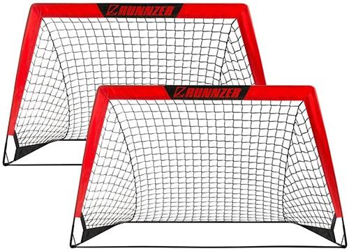 Runnzer Portable Soccer Goals