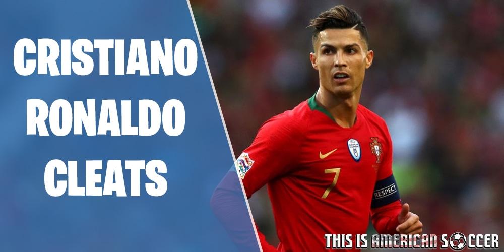 Cristiano Ronaldo soccer cleats