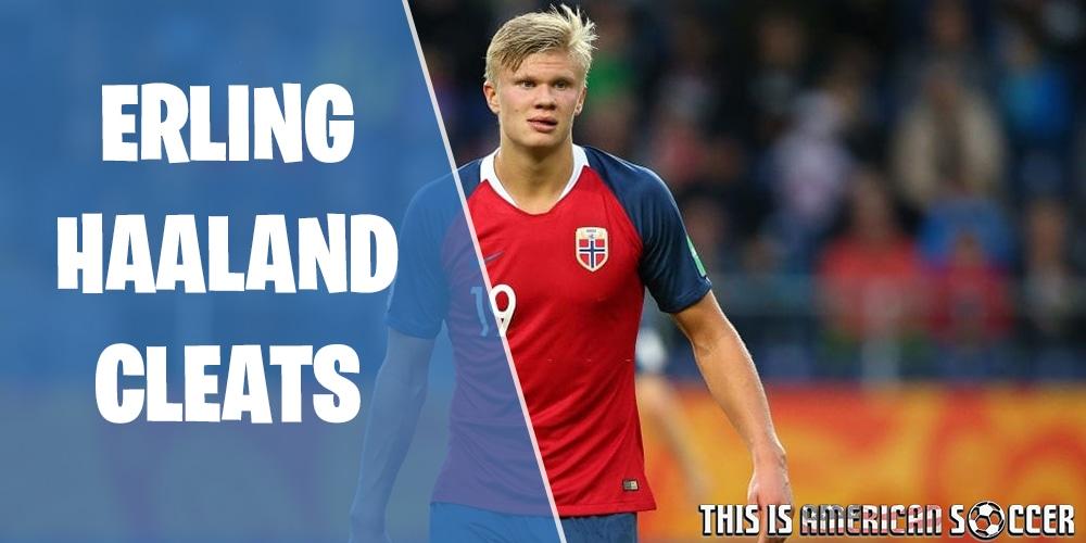 Erling Haaland soccer cleats