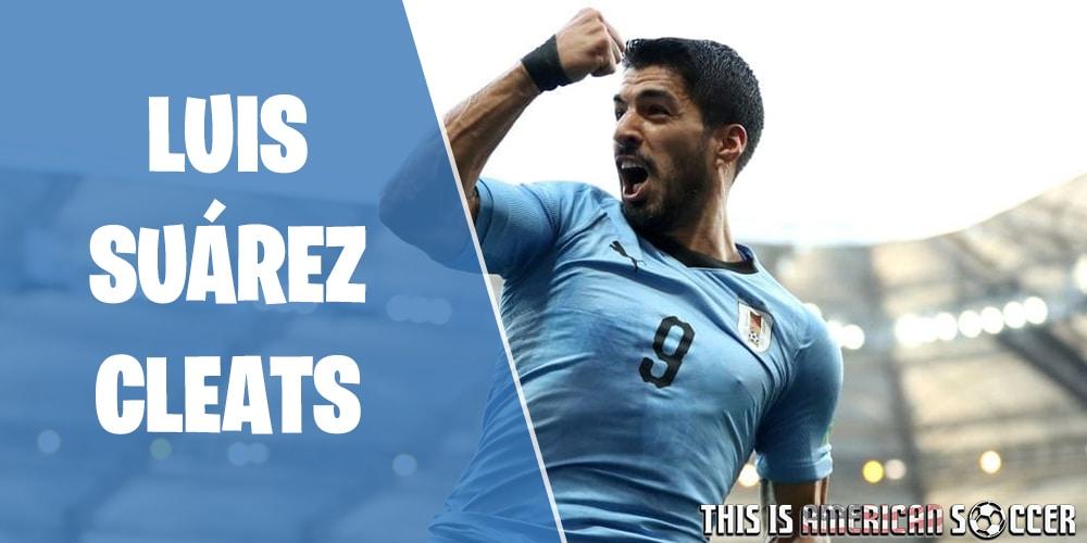 Luis Suárez soccer cleats