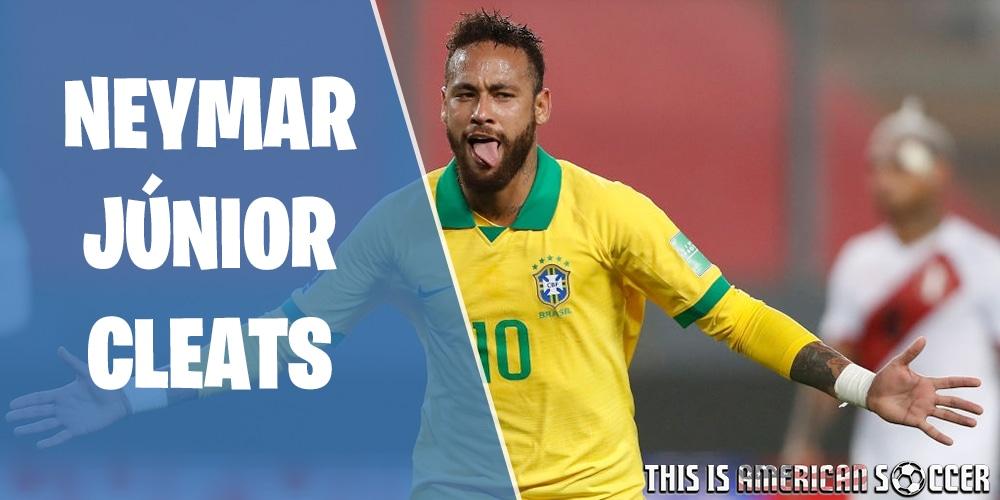 Neymar Júnior soccer cleats