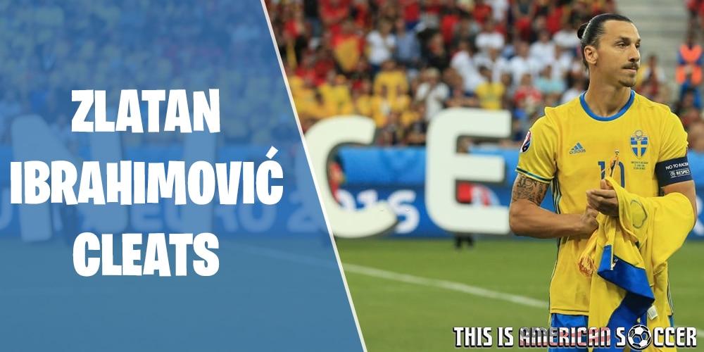 Zlatan Ibrahimović soccer cleats
