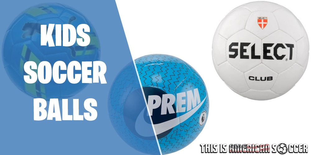best soccer balls for kids