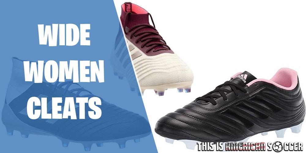 best womens soccer cleats wide feet